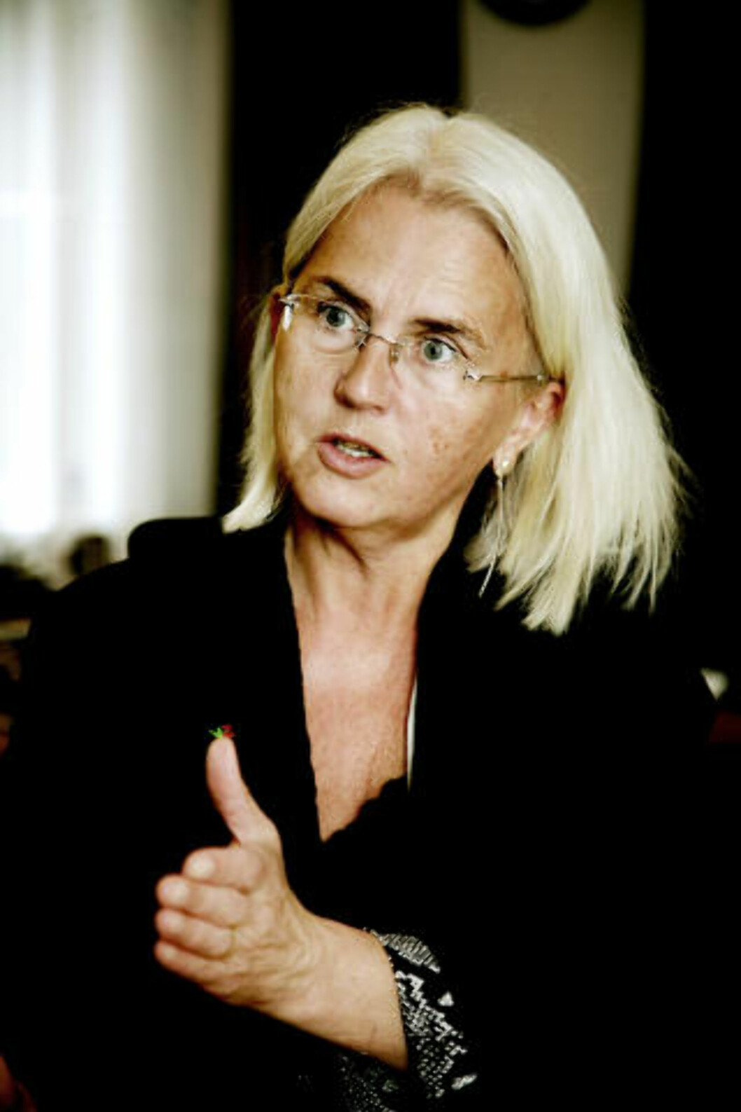 <strong>AKUTT BEHOV:</strong>  Generalsekretær i Plan Norge, Helen Bjørnøy, mener det er et akutt behov for å gjøre byene tryggere for jenter fordi frykten for seksuelle overgrep innskrenker jentenes frihet og muligheter. Foto: Jacques Hvistendahl / Dagbladet