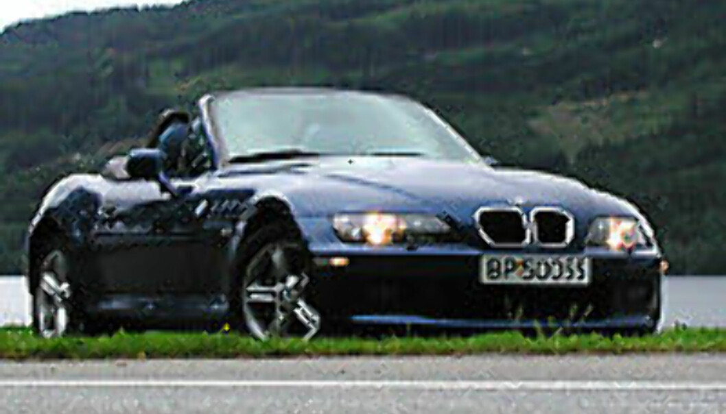 TEST: BMW Z3 2.0 - Svalende sixpack