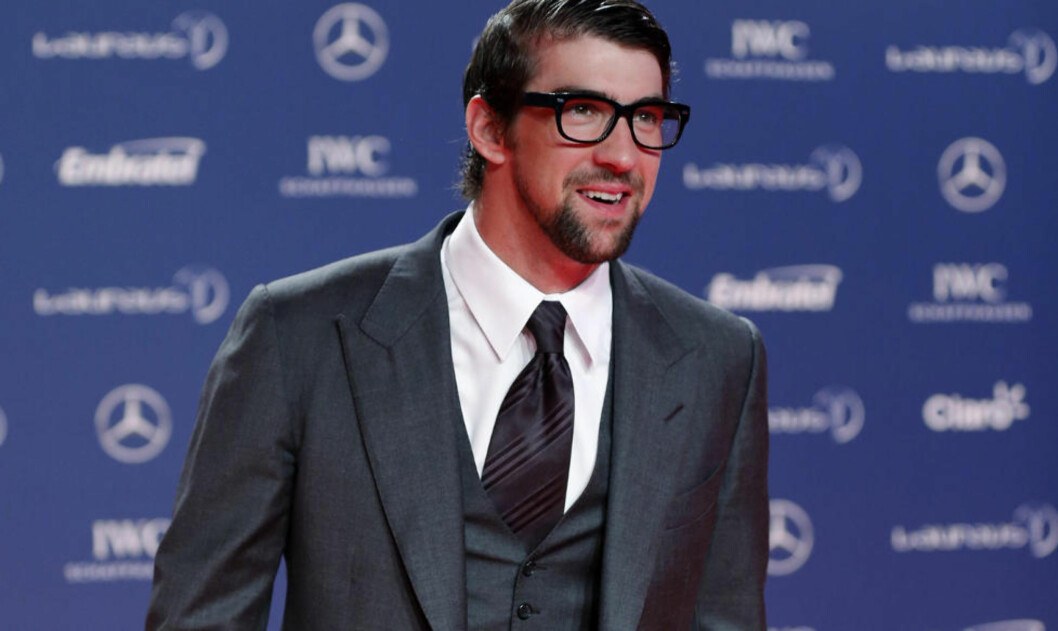 <strong>NOK ER NOK:</strong> Eks-svømmeren Michael Phelps sier det ikker er aktuelt med comeback til OL i Rio i 2016. Foto: REUTERS/Sergio Moraes
