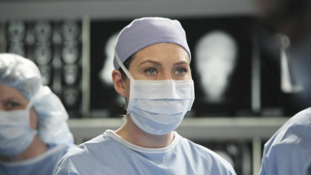 <strong>  Grey's Uvirkelig:</strong> En av sykehusseriene som slaktes av  kirurgekteparet Tina Gaarder og Pål Aksel Næss. Foto: American Broadcasting Companies