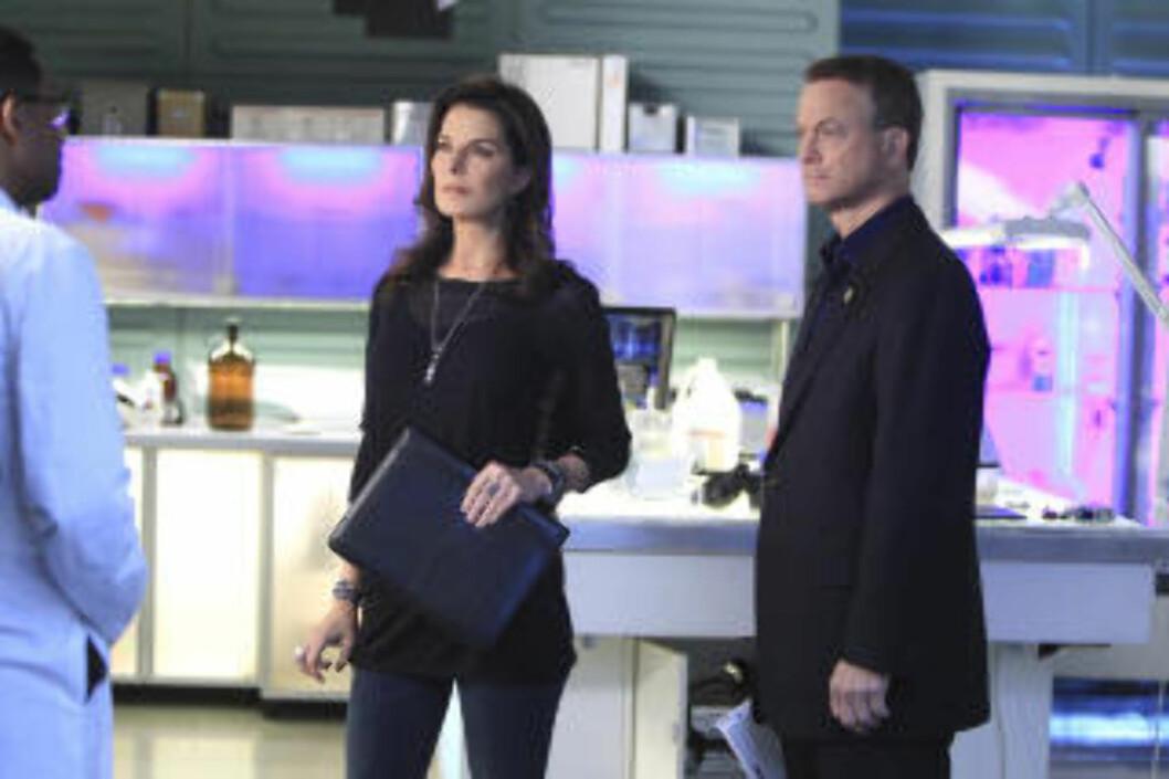 «CSI»  Foto: TVNorge