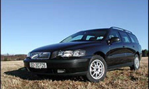 TEST: Volvo V70 Bi-Fuel