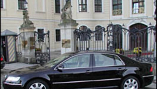 Phaeton: W12-luksus fra VW