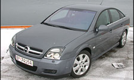 TEST: Opel Vectra GTS 3.2 V6