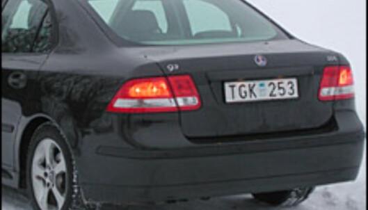 TEST: Saab 9-3 Sport Sedan 2.0t