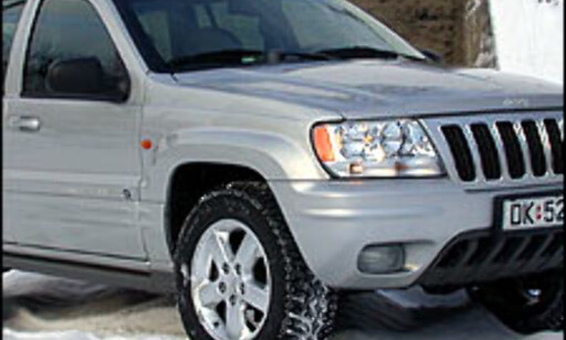 image: TEST: Jeep Grand Cherokee 2.7 CRD Overland