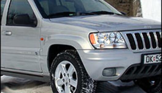 TEST: Jeep Grand Cherokee 2.7 CRD Overland