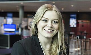 Tina Bru, energipolitisk talsperson og stortingsrepresentant for Høyre.Foto: Hans Arne Vedlog  / Dagbladet