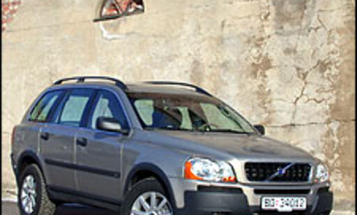 image: TEST: Volvos sterkeste SUV