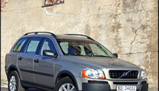 TEST: Volvos sterkeste SUV