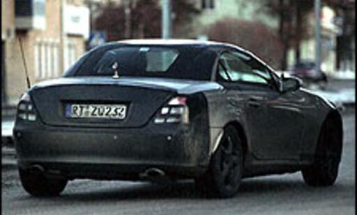 image: Ny Mercedes SLK i 2005