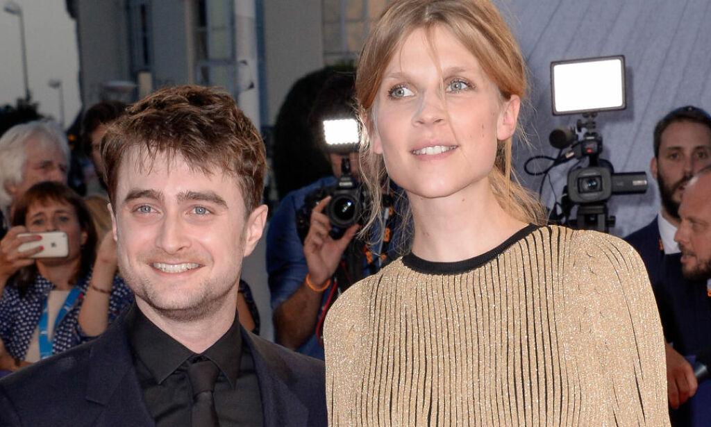 image: Harry Potter-stjerna venter barn