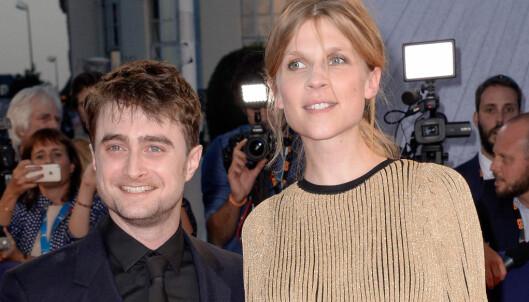 Harry Potter-stjerna avslørte graviditet på rød løper