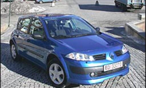 image: TEST: Renault Megane 1.6
