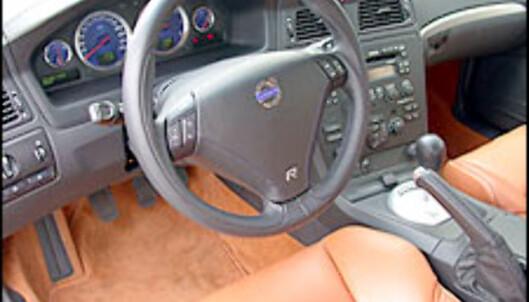 Volvo S60R på Imola