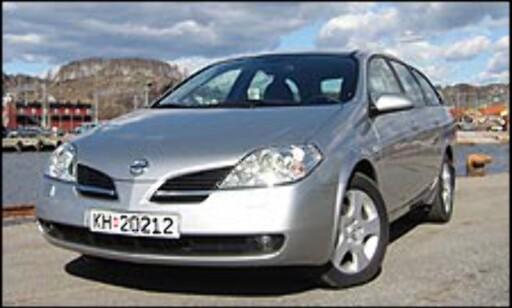 image: TEST: Nissan Primera 1.9 dCi Acenta