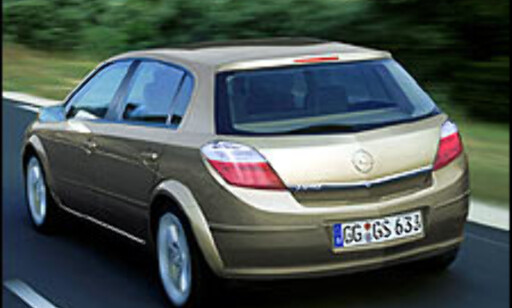 image: Opel Astra