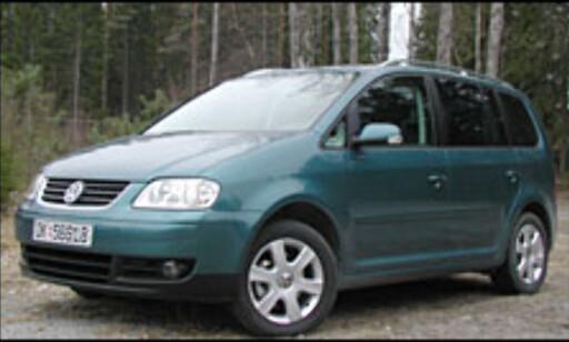 image: TEST: Volkswagen Touran 1,9 TDI