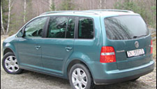 TEST: Volkswagen Touran 1,9 TDI