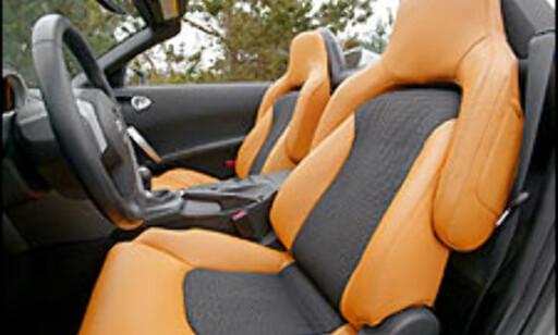 image: Sprek roadster fra Nissan