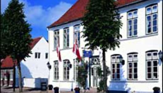 Schackenborg Slotskro er en av flere danske slott og herregårder som tar imot gjester for overnatting og bespisning.<br /> <I>Foto: Schackenborg Slotskro</I> Foto: Schackenborg Slotskro Danmark
