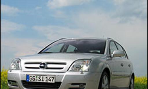 image: Nyskapende Opel Signum