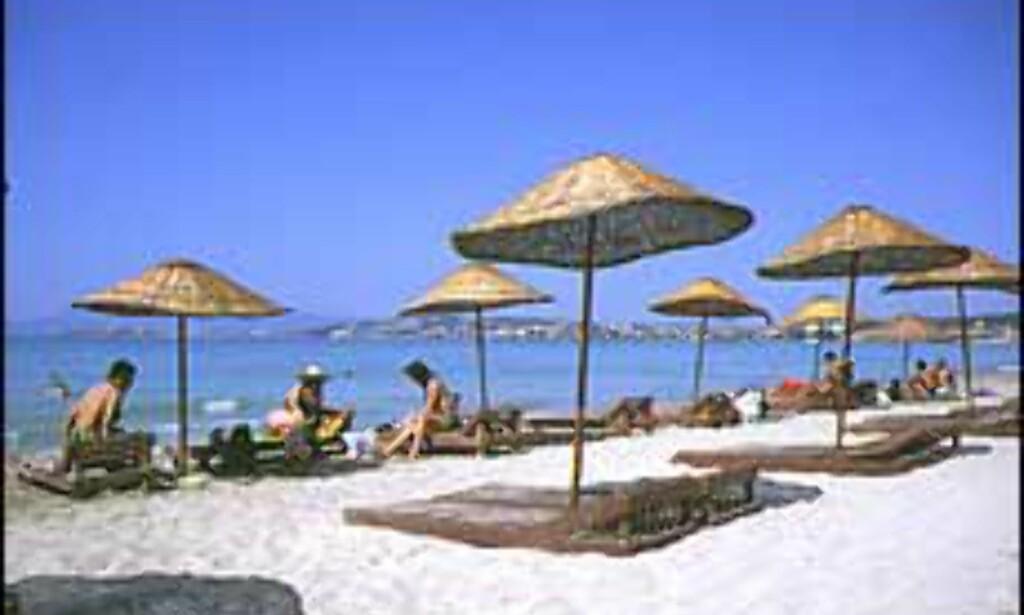 Tyrkia tilbyr de billigste strandopplevelsene denne uken.<br /> <I>Foto: Dag Yngve Dahle</I>