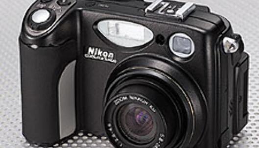 Nikon lanserer Coolpix 5400 - kompakt proffkamera