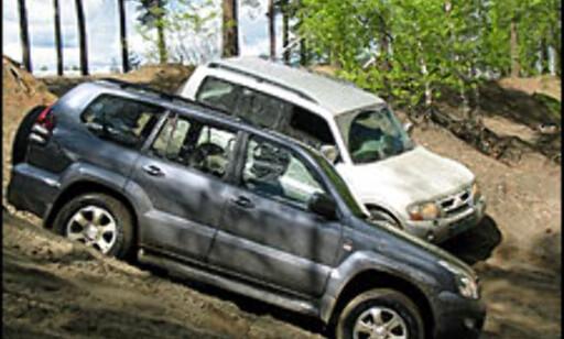 image: Rå terrengbiler på hardtest!
