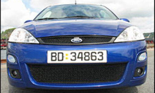 TEST: Ford Focus RS