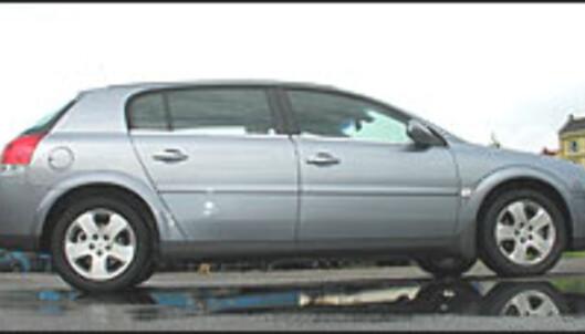 TEST: Opel Signum 1.8 Elegance