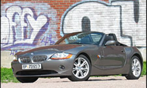 image: TEST: BMW Z4 3.0 aut.