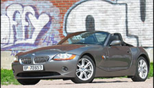 TEST: BMW Z4 3.0 aut.