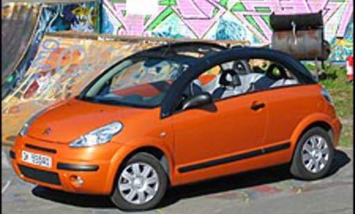 image: TEST: Norges billigste kabriolet