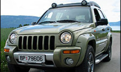 image: TEST: Jeep Cherokee 2.8 CRD Renegade