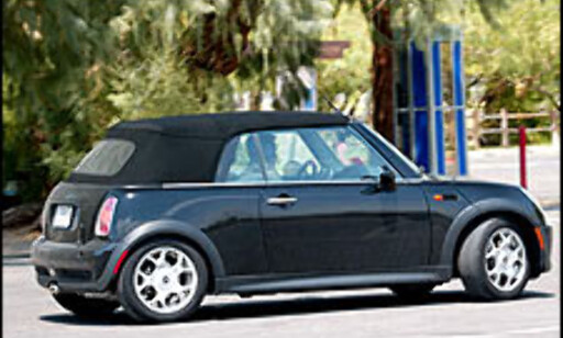 image: Mini kabriolet