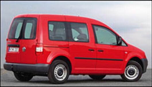 Budsjettfleksibil fra VW