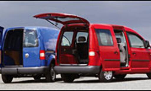 image: Budsjettfleksibil fra VW
