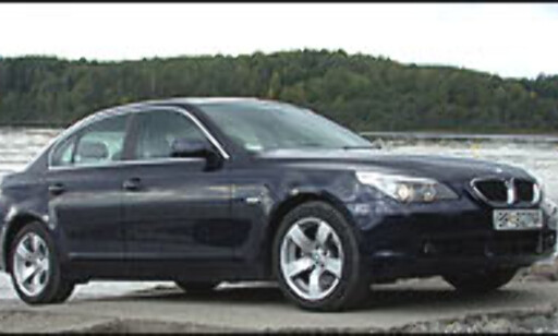 image: TEST: BMW 530d