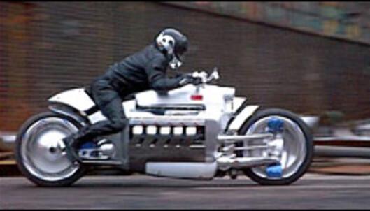 MC med Viper-motor