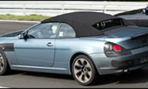 image: BMW 6-serie kabriolet