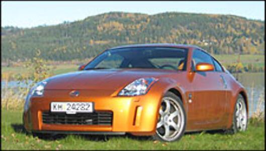 Nissan med Porsche-utfordrer