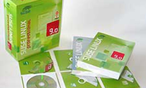 image: SuSE Linux 9.0