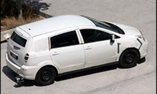 image: Mazda 4 erstatter Premacy