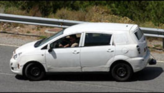 Mazda 4 erstatter Premacy