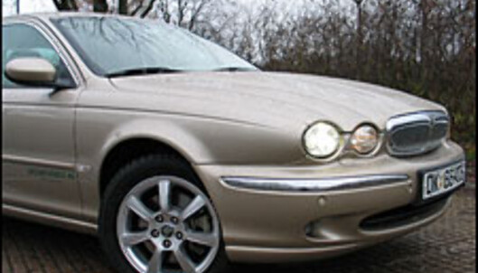 TEST: Jaguar X-type 2.0 Diesel