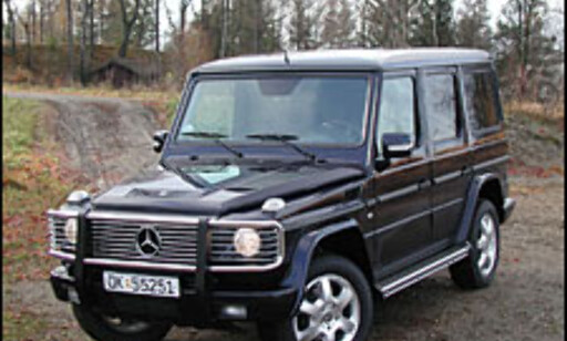 TEST: Mercedes-Benz G 400 CDI