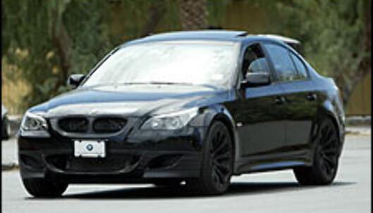 Flere bilder av BMW M5