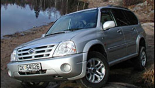 TEST: Suzuki Grand Vitara XL-7 TDI
