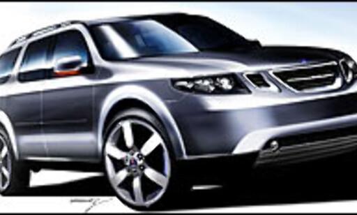 image: Saab skal bygge SUV